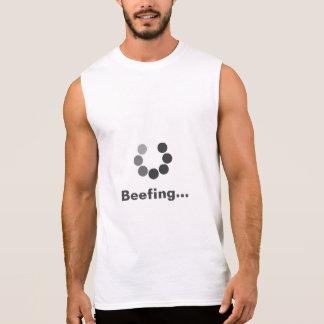 Gym Urban-wear Beefing Sleeveless Shirt