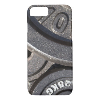 Gym Weights iPhone 7 Case