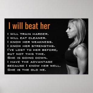 Gym Motivational Posters Prints Zazzle