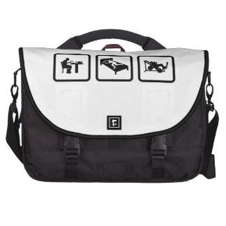 Gym Workout Laptop Commuter Bag
