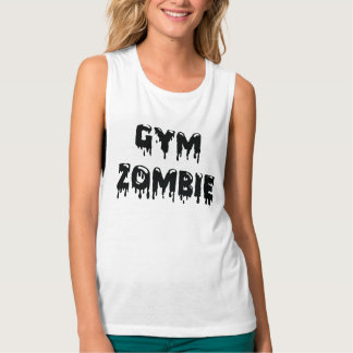 Gym Zombie Muscle Tank