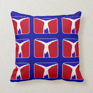 Gymanst American Mojo throw pilllow Throw Pillow