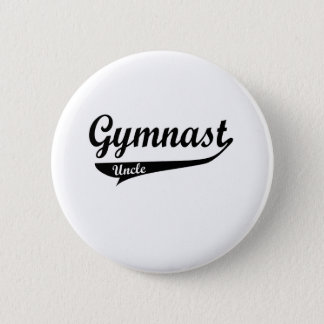 Gymanstic Family Swoosh Male Button