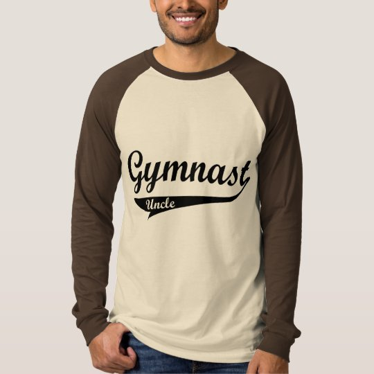Gymanstic Family Swoosh Male T-Shirt