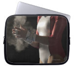 Gymnast 3 laptop sleeves