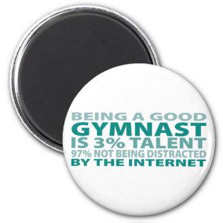 Gymnast 3% Talent Magnet