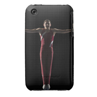 Gymnast 4 iPhone 3 cover