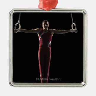 Gymnast 4 ornament