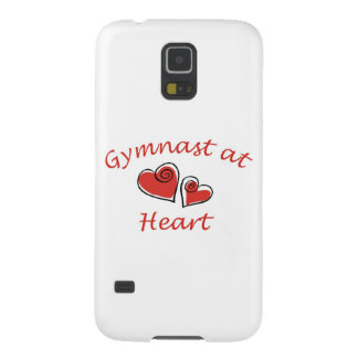 Gymnast at Heart Case For Galaxy S5