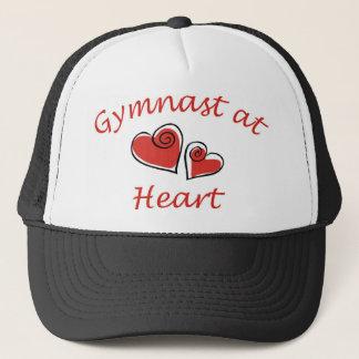 Gymnast at Heart Trucker Hat
