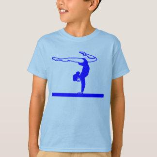 Gymnast (blue) T-Shirt