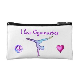 Gymnast cosmetic bag