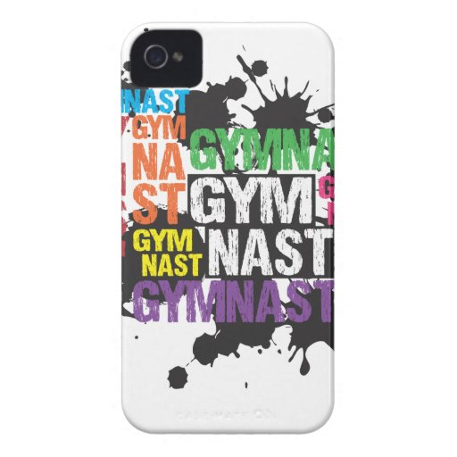 Gymnast Cover Case-Mate iPhone 4 Case