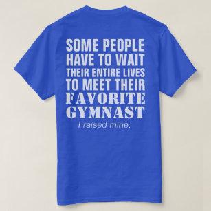 2ef0f0d21 Funny Gymnastics T-Shirts - T-Shirt Design & Printing | Zazzle