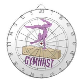 Gymnast Dartboards