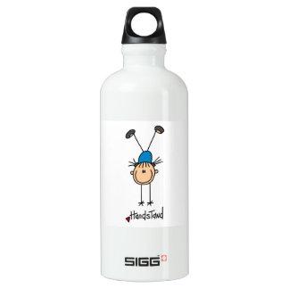 Gymnast Doing Handstands SIGG Traveler 0.6L Water Bottle