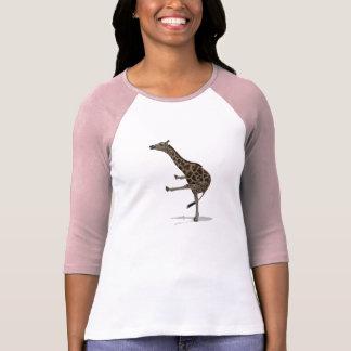 Gymnast Giraffe Tshirt