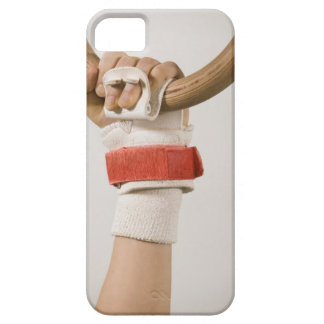 Gymnast hand holding ring iPhone SE/5/5s case