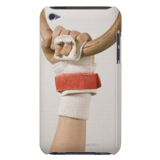 Gymnast hand holding ring iPod touch cover