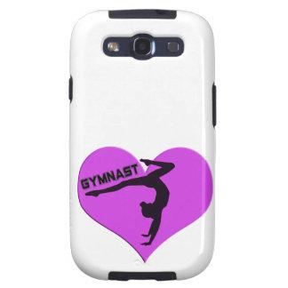 Gymnast Heart Handstand Gifts Samsung Galaxy S3 Case
