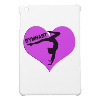 Gymnast Heart Handstand Gifts iPad Mini Case