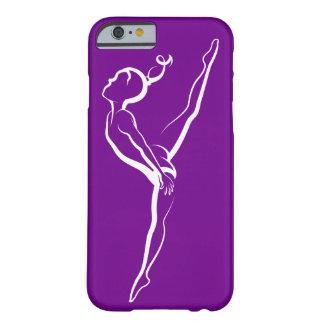 Gymnast High Kick iphone 6 Case