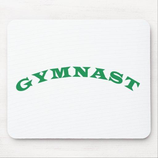 Gymnast Mouse Mat