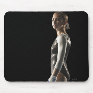 Gymnast Mouse Pad