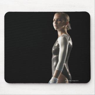 Gymnast Mouse Pad