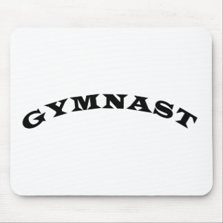 Gymnast Mouse Mats