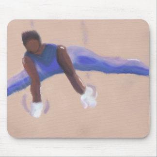 Gymnast, Mousepad