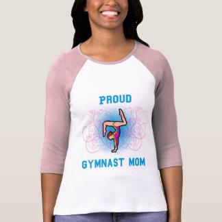Gymnast Proud Mom T-Shirt