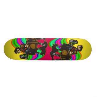 Gymnast Skate Board Deck