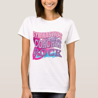 Gymnastic Coaches Gifts from Gymnasts T-Shirt