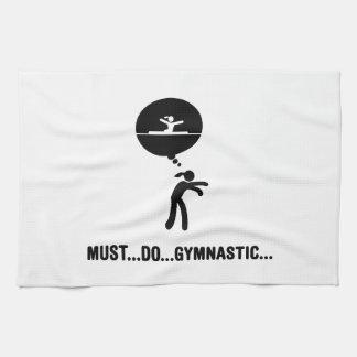 Gymnastic - Floor Exercise Kitchen Towel