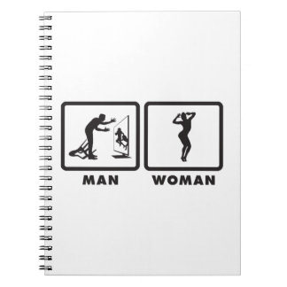 Gymnastic Floor Exercise Notebooks