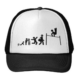Gymnastic - Horizontal Bar Trucker Hat