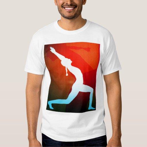 Gymnastic Pose Tee Shirts