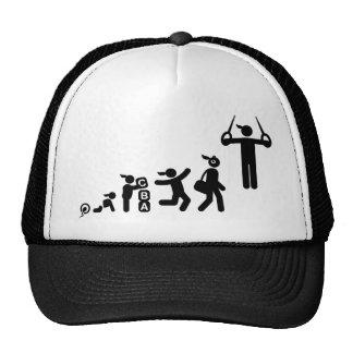 Gymnastic - Still Rings Trucker Hat