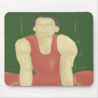 Gymnastic Strength, Mousepad