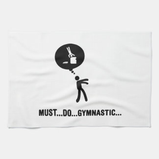 Gymnastic - Vault Hand Towel