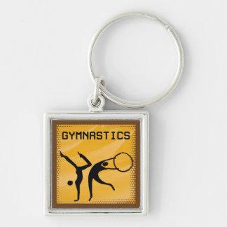 GYMNASTICS 1 Keychain