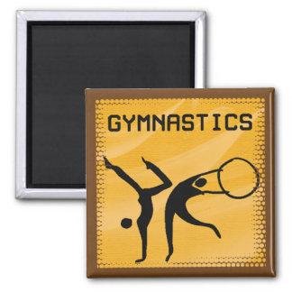 GYMNASTICS 1 Magnet