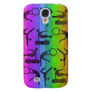 GYMNASTICS 3  SAMSUNG GALAXY S4 COVER
