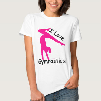 Gymnastics Apparel - Love - Great gift... T Shirt