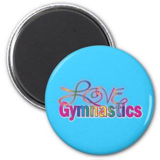 Gymnastics Apparel Magnet