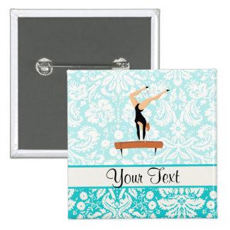 Gymnastics Balance Beam Pins