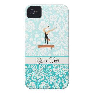 Gymnastics Balance Beam iPhone 4 Case-Mate Case