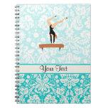 Gymnastics Balance Beam Journal