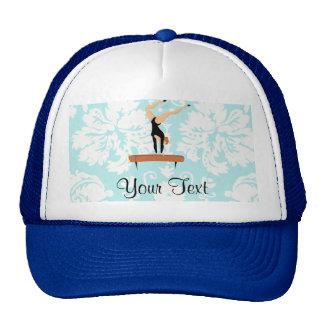 Gymnastics Balance Beam Trucker Hat
